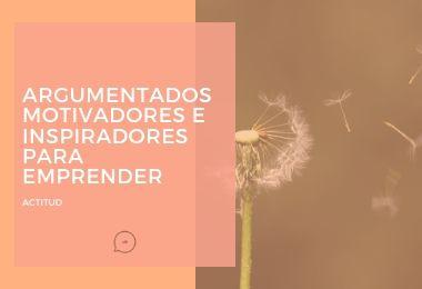 ARGUMENTOS EMPRENDEDORES