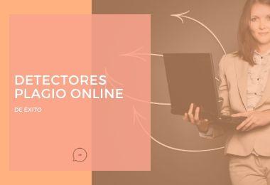 Detectores de plagio online gratis