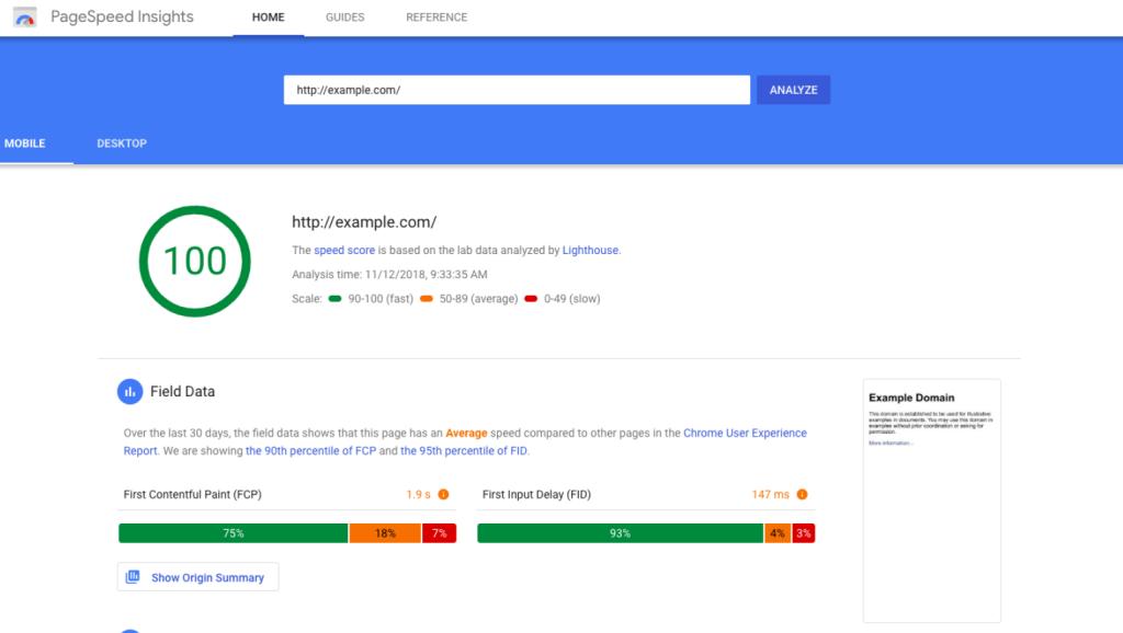 Mejorar para el wpo de tu pagina web