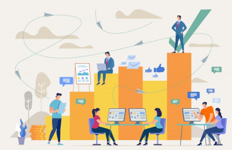 Objetivos alcanzar para una empresas - metodología de marketing digital
