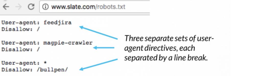 Que es el robots.txt