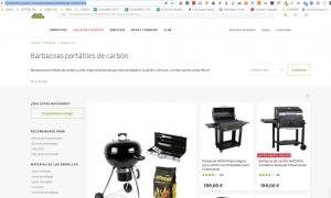 seo para categorías de producto de ecommerce