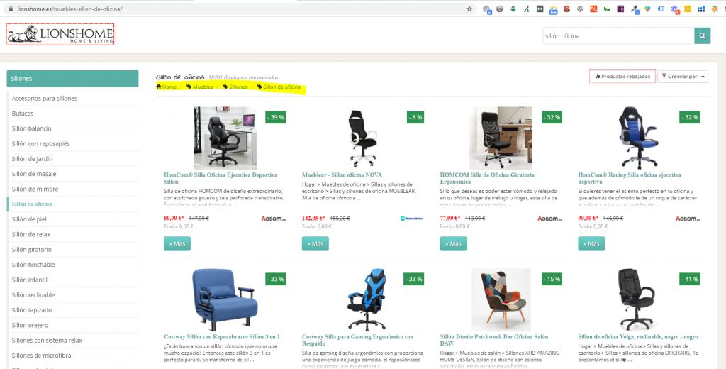 Estrategia de Link Building para tiendas online