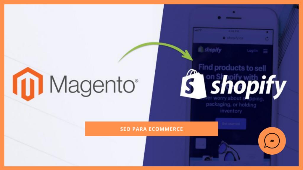 Migración de Magento a Shopify